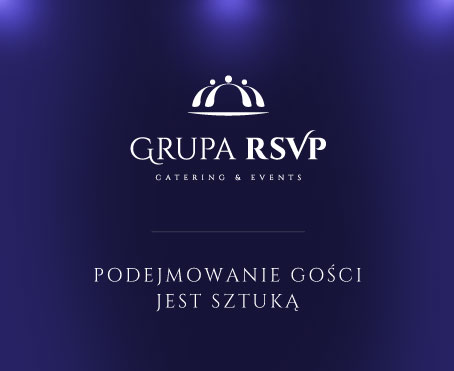 Slogan RSVP Catering